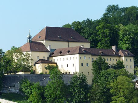 Capuchin Monastery, Monastery, Salzburg, Kapuzinerberg