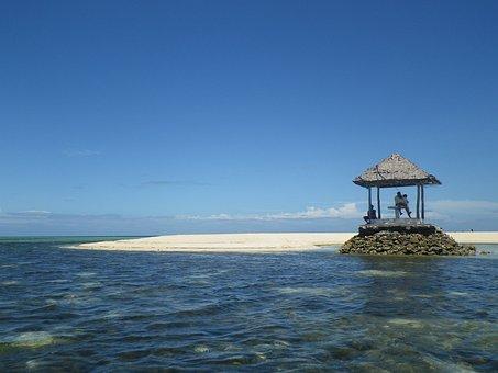 Pandanon Island, Philippines, Sea