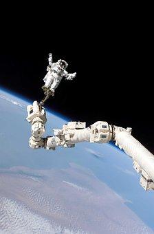 Space Walk, Astronaut, International Space Station