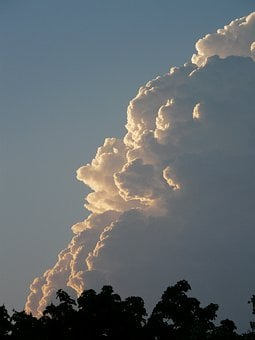 Thundercloud, Storm, Weather, Cloud, Forward