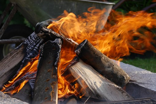Fire, Campfire, Adventure, Wood