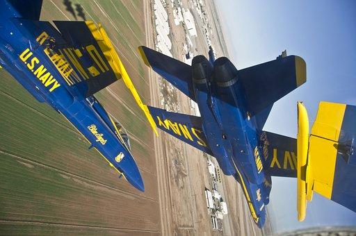 Blue Angels, Jets, Fighters, Demonstration Team