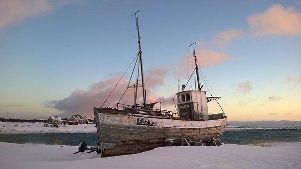 Fiskeskjoyte, Varanger, Finnmark