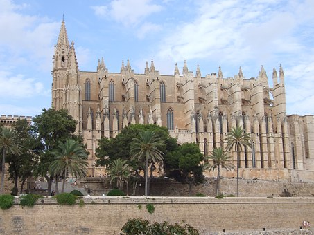 Cathedral, Palma De Mallorca, Churches, Mallorca
