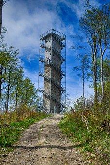 Lookout Tower, Galyatető, Mátra Mountains