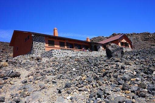 Hut, Mountain Hut, Rest House, Hike, Accommodation
