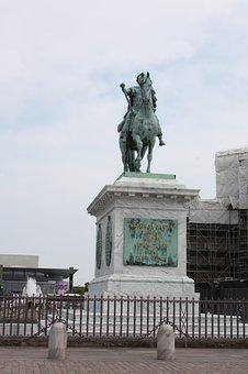 Copenhagen, Denmark, Statue, Places Of Interest