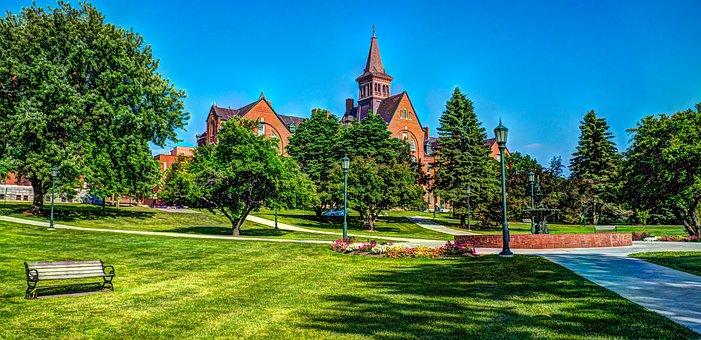 University, Architecture, University Of Vermont