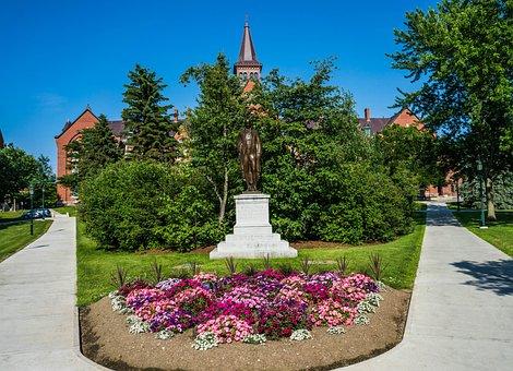 University, University Of Vermont, Burlington, Vermont