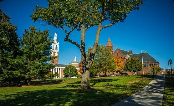 University Of Vermont, Burlington, Vermont