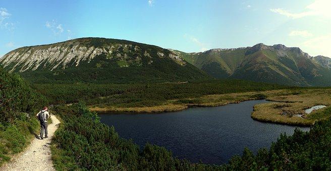 Slovakia, Vysoké Tatry, Mountains, Tourism