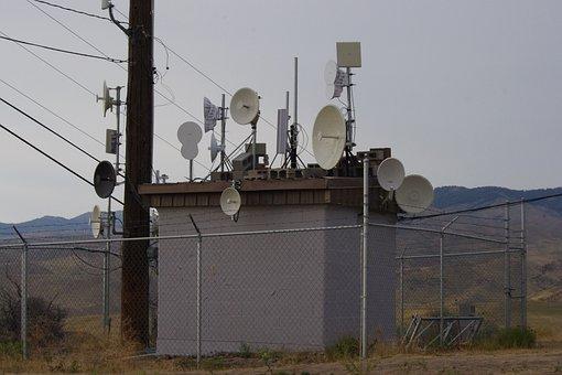 Antenna, Satellite, Reception, Radio, Equipment, Signal