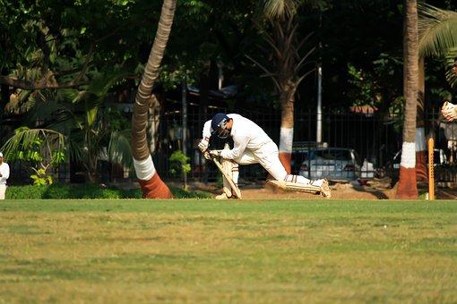 Cricket, Batting, Sports, Stroke, Defence, Defensive