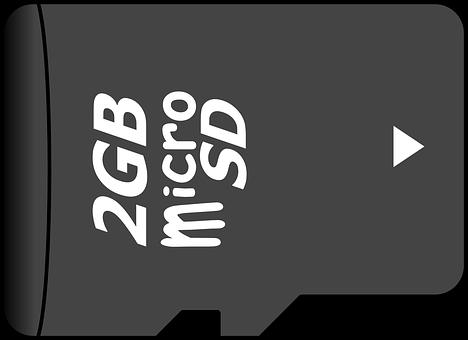Micro, Sd, Card, Sd Card, Electronic, Storage, Gigabyte