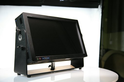Television, Monitor, Tv, Display, Lcd, Screen, Buttons