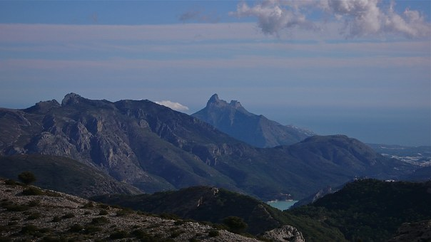 Mountains Of Alicante, Landscapes