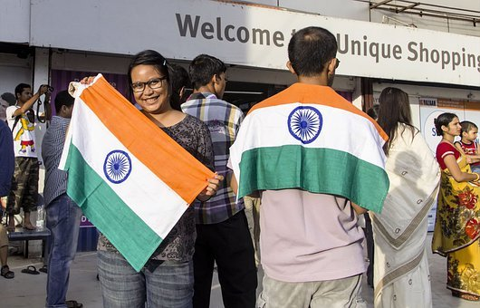 Indian, India, Independence, Tricolor, Patriotism