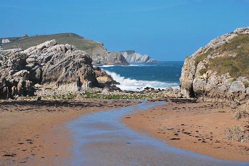 Cantabria, Virgin Sea, September
