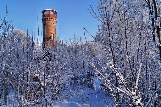Observation Tower, On The Dymník, Smoke Mountain, 516 M