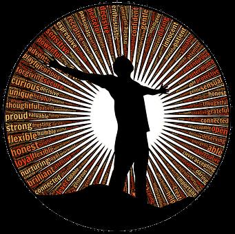 Man, Standing, Qualities, Thanking, Celebration, Human