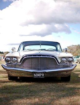 Car, Car Show, Vintage Car, Classic, Vintage, Retro