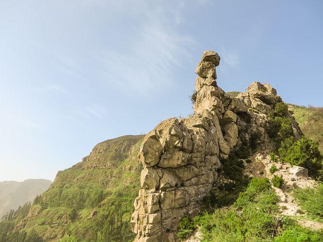 La Reptiles, Hiking, Spain, Canary Islands