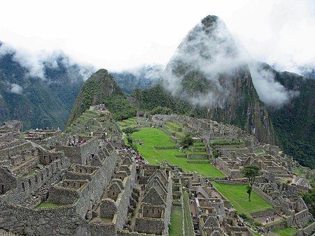 Machu Picchu, Peru, Inca, Inca City, Tourism