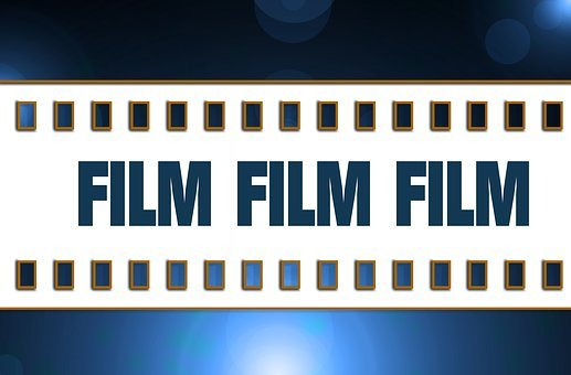 Film, Filmstrip, White, Video, Analog, Recording, Image