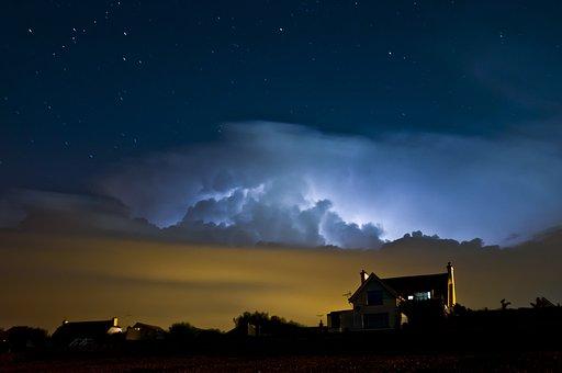 Storm, Clouds, Sky, Storm Clouds, Nature, Dark, Weather