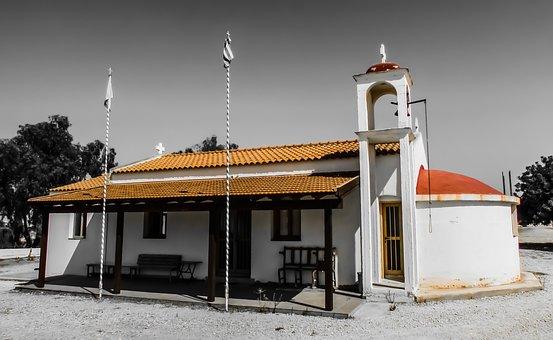 Cyprus, Avgorou, Chapel, Ayia Orthodox, Architecture