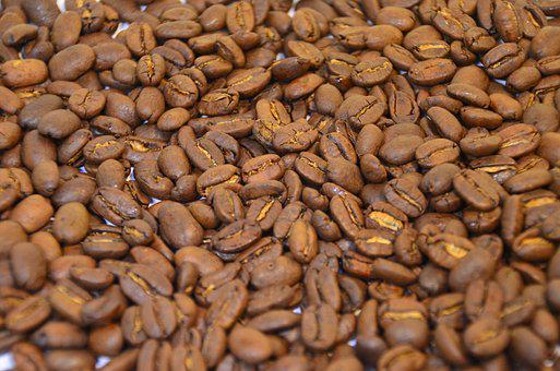 Coffee Beans, Background, Beans, Black Brewing, Brown