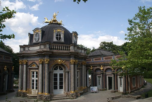 Hermitage, Concluded Bayreuth, Middle Ages, Württemberg