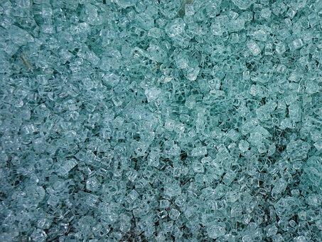 Broken Glass, Glass Breakage, Damage, Glass Damage
