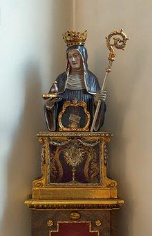 Holy Mary, Church, Icon, Artwork, Faith, Religion