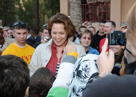 Sigourney Weave, Actress, Celebrity, Famous, Known