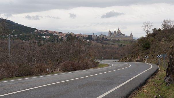Landscape, Dump, Monastery, San Lorenzo, Heritage