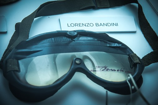 Glasses, Lorenzo Bandini, Pilot, Equipment, F1, Italian