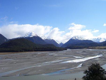 Paradise Valley, New Zealand, Movie Location, Paradise