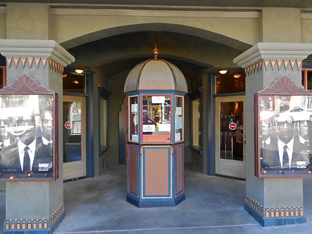 Point Arena, California, Theatre, Movie, Movies