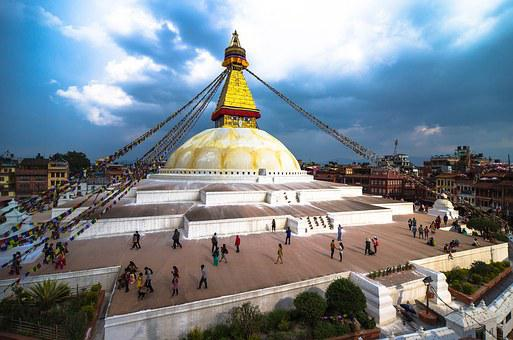 Temple, Hindu, Nepal, Hinduism, Holy, Religious