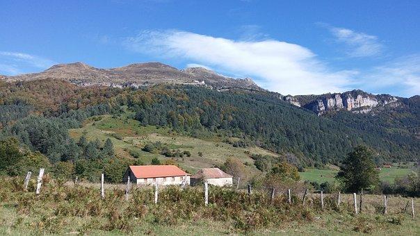 Hermitage Arrako, Roncal Valley, Navarre