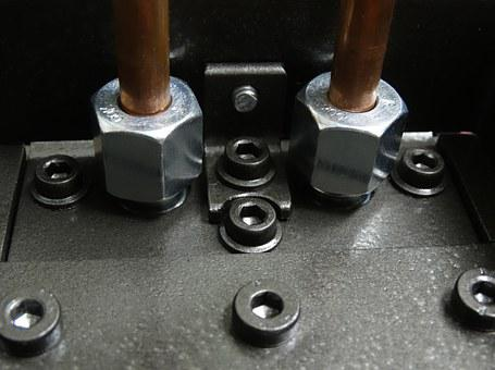 Gland, Screw, Technology, Metal, Iron, Copper Pipes