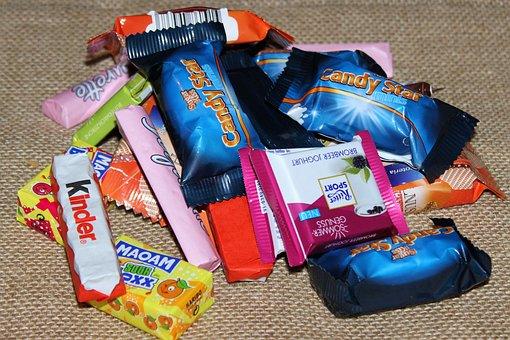 Chocolate, Candy Bar, Sweet, Candy