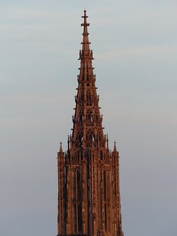Ulm Cathedral, Tower, Church, Münster, Dom, Cathedral