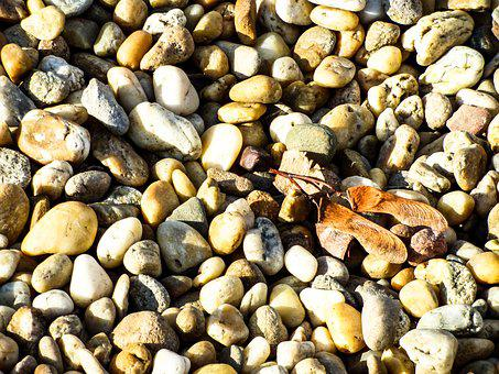 Background, Pebbles, Stone, Holidays, Autumn, Structure