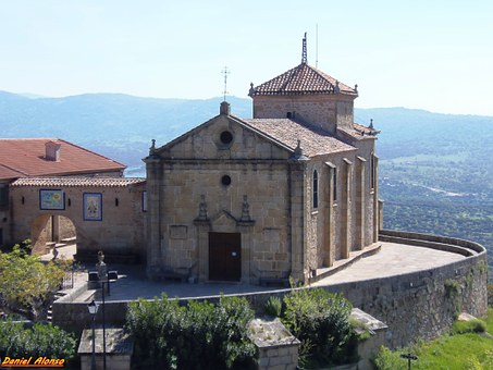 Hermitage Of The Port, Plasencia, Church, Prayer