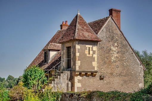 Apremont, Mix, Village, France, Former, Typical