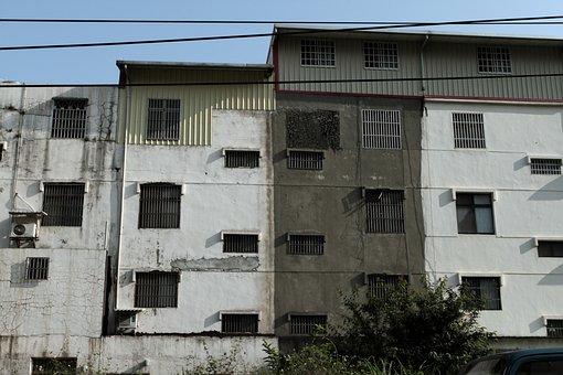 Build, Window, Street, Intake Grille, Taiwan