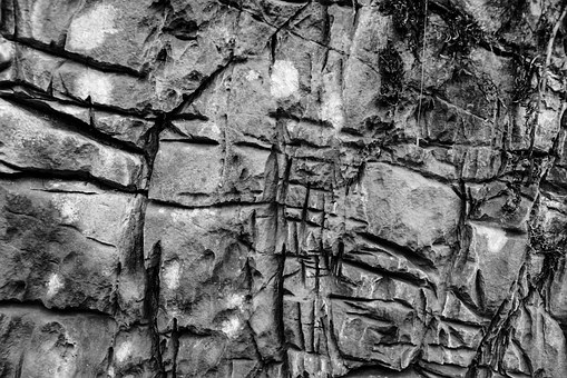 Stone, Scar, Natural, Rock, Wall, Hill, Geology, Old