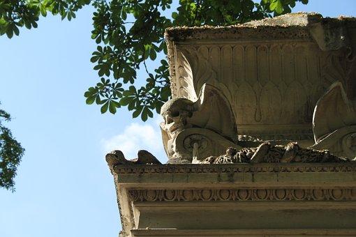 France, Paris, Cemetery, Père Lachaise